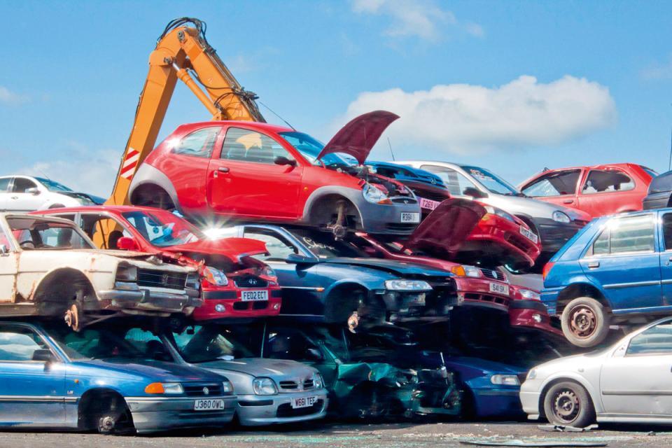 How To Scrap a Car Online