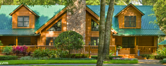 3 Reasons to Live in a Log Home