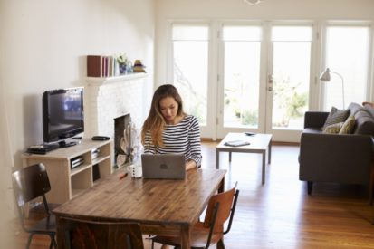 10 Working From Home Tips To Keep You Organized and Motivated