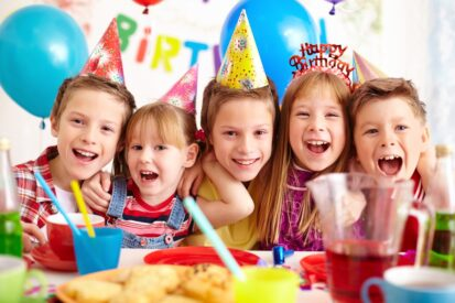 How to plan your child's birthday