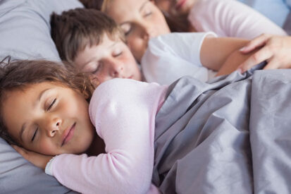 4 Tips For Encouraging Your Children To Sleep