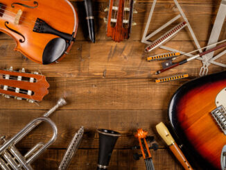Categories Of Music Instruments