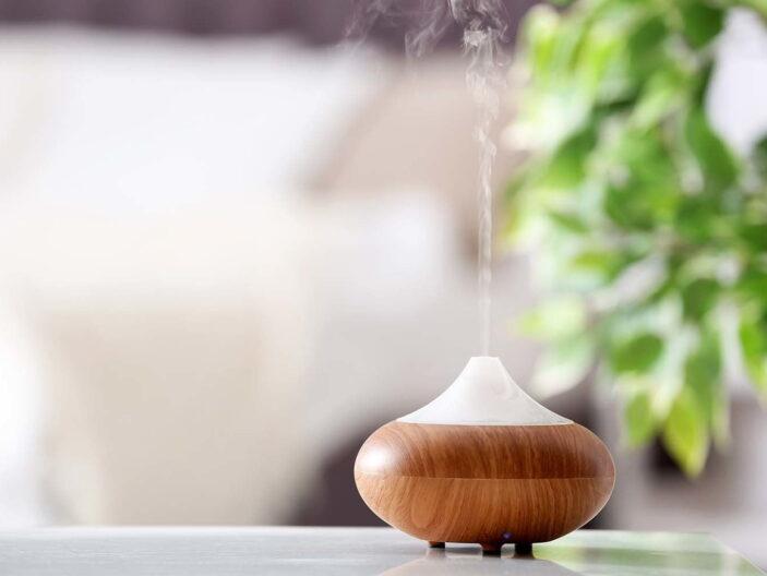 Get an energy boost through your air diffuser